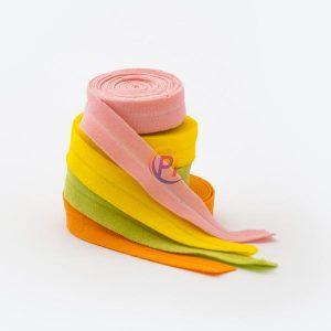 Paper Elastic in three Different Sizes