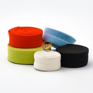 Paper elastic in three different sizes