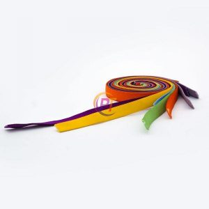 Ежедневная резинка с разными цветами