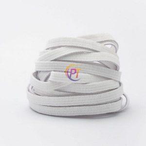 White and Black Needle Elastic
